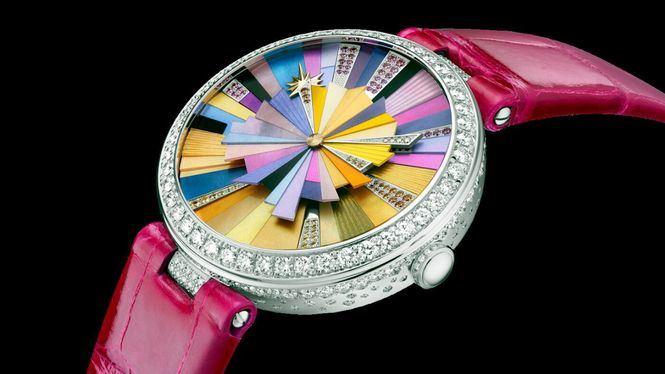 La colección Les Ciels de Chaume, nuevo icono de la relojería