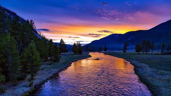 Los cinco parques naturales que has de visitar si viajas a Estados Unidos