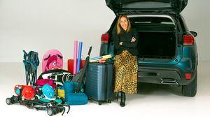 Consejos de Vanesa Travieso para organizar bien la maleta y el maletero