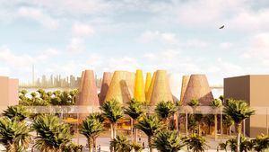 El Pabellón de España en la Expo Dubái 2020