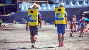 La campaña Circula tu lata, recorrerá las playas de Tenerife