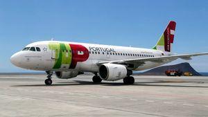 TAP Air Portugal crece un 4,8% en los primeros seis meses del año