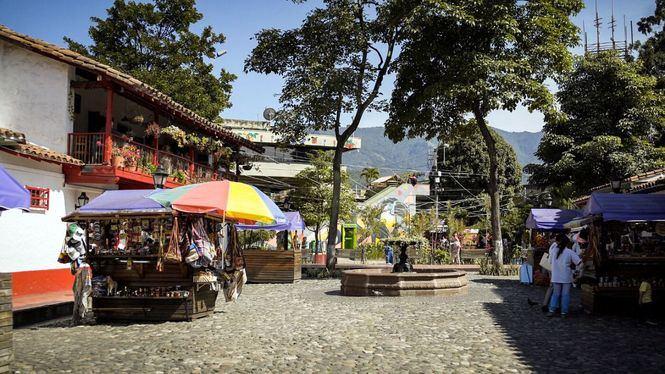 Colombia, destino ideal para el turismo en bicicleta