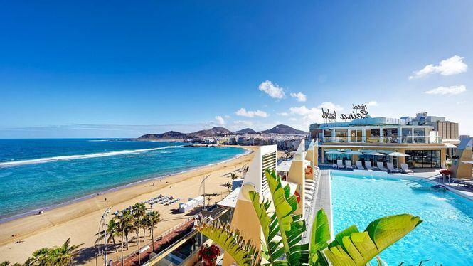 Alojamientos y hoteles singulares en Las Palmas de Gran Canaria