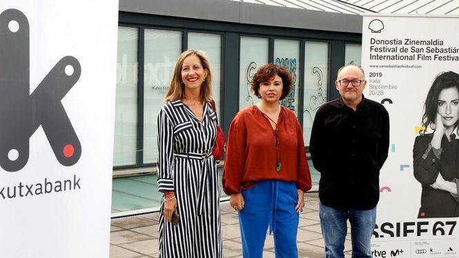 Catorce producciones competirán por el Premio Kutxabank-New Directors