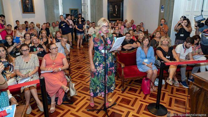 Cartagena pondrá en marcha un Plan de Choque en el Mar Menor