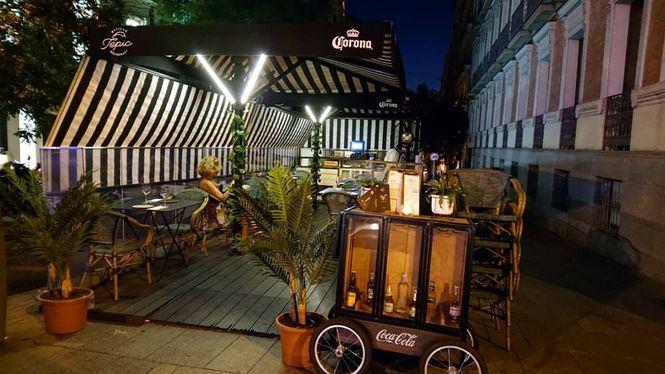 Restaurantes que permanecen abiertos en Madrid durante el mes de agosto