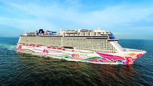 El primer crucero para compositors de Norwegian Cruise Line