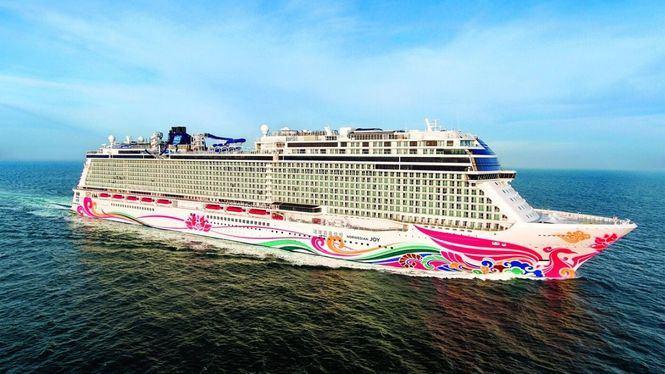El primer crucero para compositors de Norwegian Cruise Line