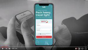 Bag on Board, el nuevo producto de recogida de equipaje de Iberia