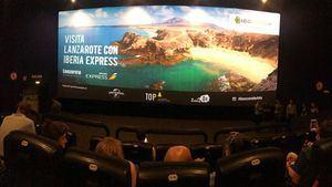 Se estrena el primer cortometraje turístico con tecnología 4DX