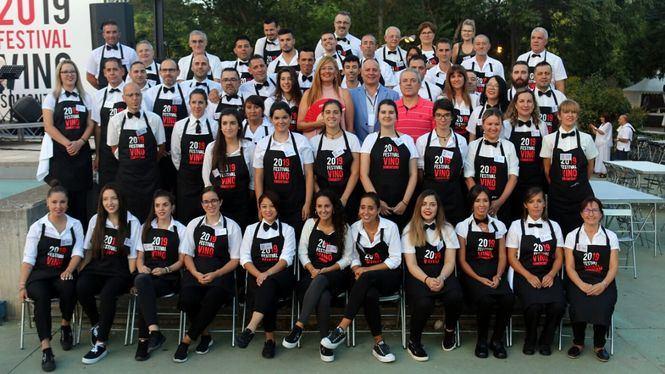 La Muestra del Vino Somontano bate el récord histórico de venta de tickets