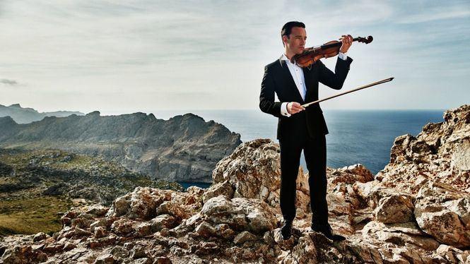 El violinista Linus Roth, organiza Ibiza Concerts