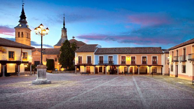 Ruta por las Plazas Mayores de la Comunidad de Madrid