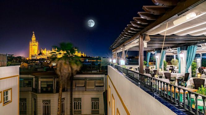 Las Noches de Luna Llena continúan en agosto en el Vincci La Rábida