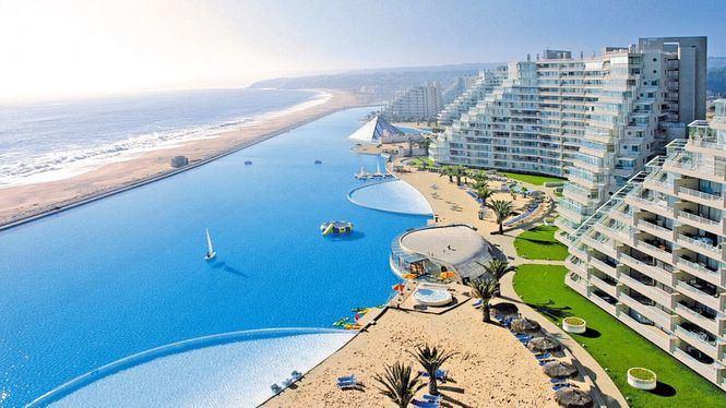 La piscina en la estancia es vital para disfrutar del viaje Para el 39% de los españoles