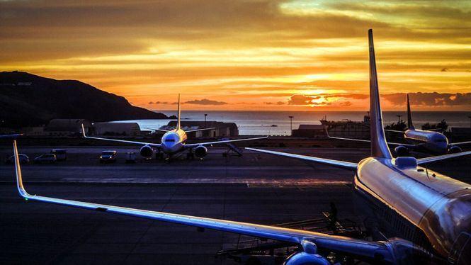Análisis de las rutas aéreas desde aeropuertos españoles