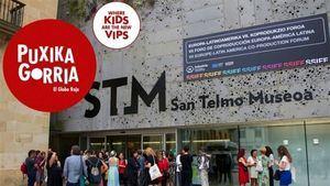 El Globo Rojo, servicio de guardería para los profesionales del Festival de San Sebastian