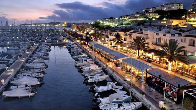 Los puertos deportivos de Sitges