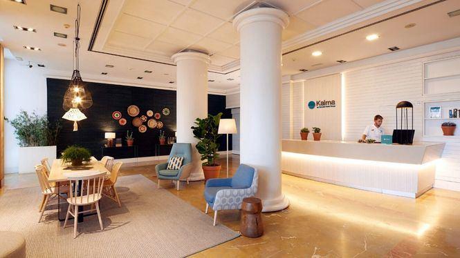 Sercotel Hotel explota su primer hotel en Sitges bajo la nueva marca Kalma Hotels