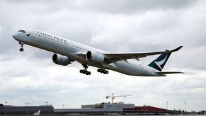 Cathay Pacific incrementa un 0,9 % su facturación respecto al año anterior