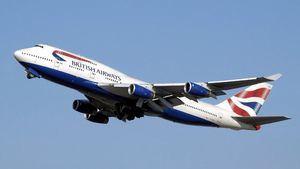 Los pasajeros de British Airways se vieron afectados por un fallo informático