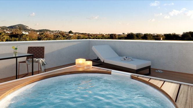 El hotel boutique rural OD Can Jaume de Ibiza totalmente reformado