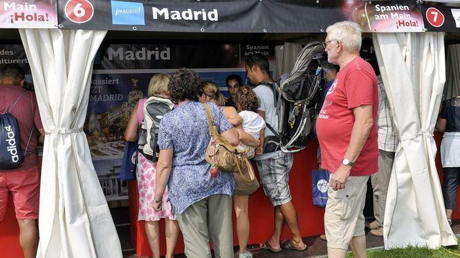 Madrid estará presente en la Fiesta de la Ribera de los Museos de Frankfurt
