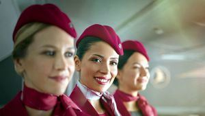 La tripulación de Turkish Airlines estrena nuevos uniformes