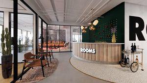 Leonardo Hotels lanza el concepto de Rooms, para combinar trabajo y hotelería