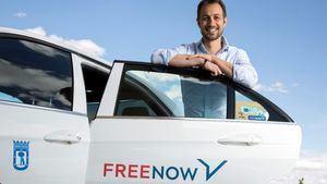 La aplicación Free Now para reservar taxis crece entre los turistas que visitan España