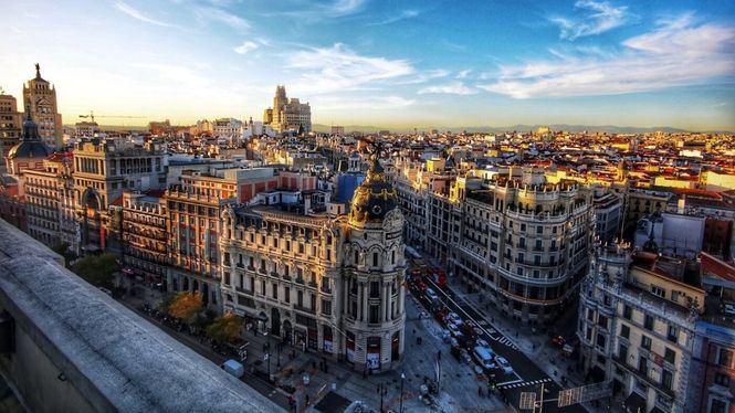 Madrid registra casi 4 millones de turistas extranjeros en el primer semestre del año