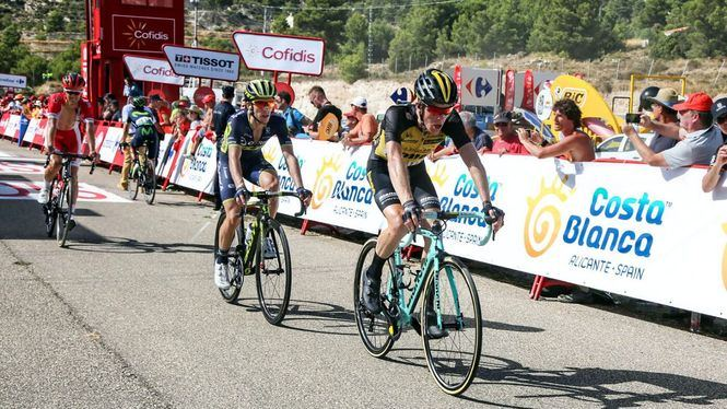 La Vuelta 19 recorrerá cerca de 400 kilómetros de la geografía alicantina