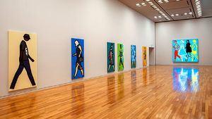 Exposición: Julian Opie