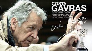 El Festival de San Sebastian rinde homenaje al cine comprometido de Costa-Gavras