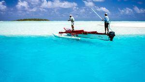 Aitutaki, un paraíso de agua turquesa y cristalina en las Islas Cook