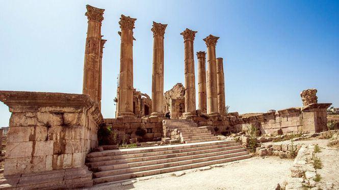 Jordania presenta los pilares perfectos para una luna de miel perfecta