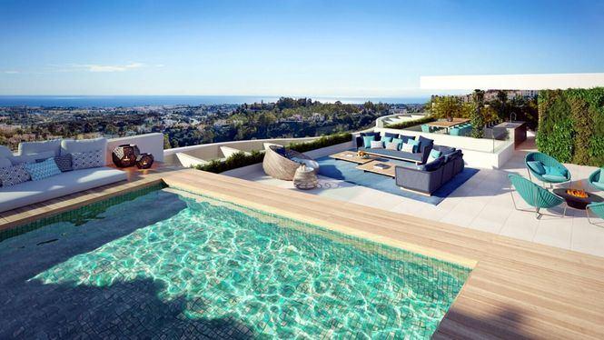 Comienza la construcción del considerado balcón de lujo de la Costa del Sol