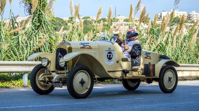 La carrera de automóviles clásicos, Mdina Gran Prix, se celebrará en la antigua capital de Malta