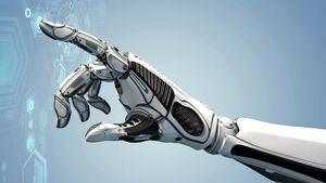 Los robots podrán sentir a la hora de tocar