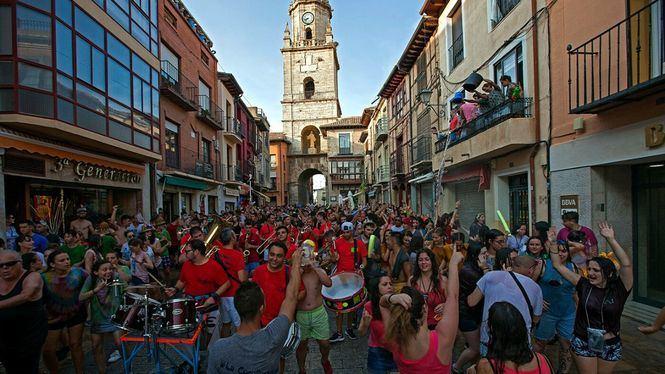 Toro celebra las tradicionales Ferias y Fiestas de San Agustín desde el siglo XIV