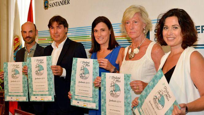 El III Festival del Mar vuelve de nuevo a Santander