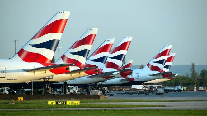 Calendario de huelgas convocadas por las aerolíneas