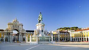 Maratón de Lisboa, una de las carreras más bonitas y con mejor paisaje del mundo