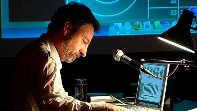 Sesión de música experimental de José Iges en el Museo Picasso Málaga