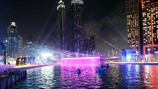 Descubrir un espectacular Dubái tras la caída del sol