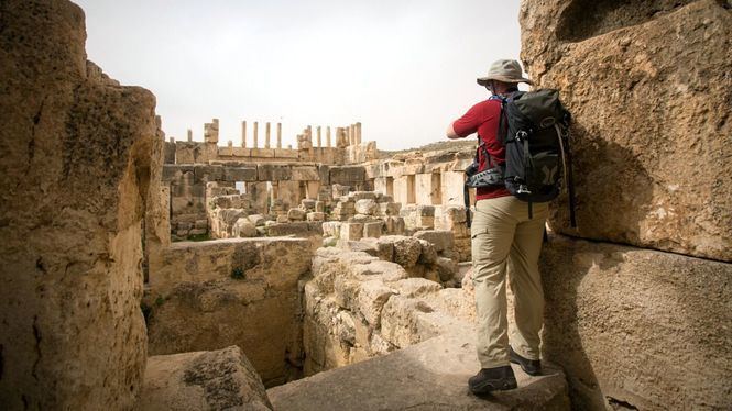 Jordan Trail, elegido entre los mejores destinos de aventura del mundo