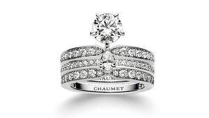 El nuevo anillo de pedida de Chaumet