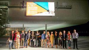 Premios de la V Muestra de Cine y Creatividad del Centro Botín
