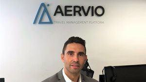 Fernando Treviño, nuevo CCO de Aervio, empresa de gestión de viajes corporativos